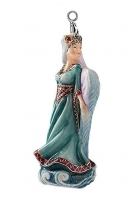 Елочная игрушка «Царевна Лебедь»