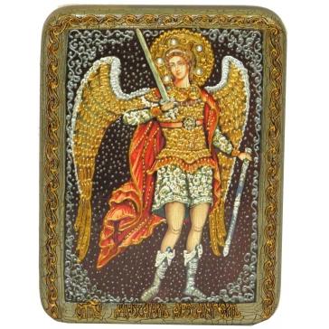Икона «Архангел Михаил», подарочная.