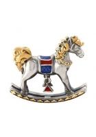 Сувенир «Лошадка-качалка»
