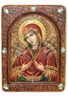 Живописная икона «Умягчение злых сердец»