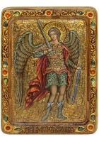 Живописная икона «Архангел Михаил»