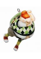 Елочная игрушка «Гольфист»
