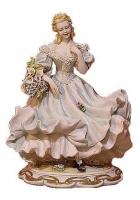 Фарфоровая статуэтка «Весна»