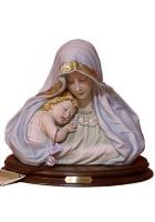 Фарфоровая статуэтка «Мадонна с ребенком»