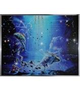 Картина «Знак зодиака Рыбы»
