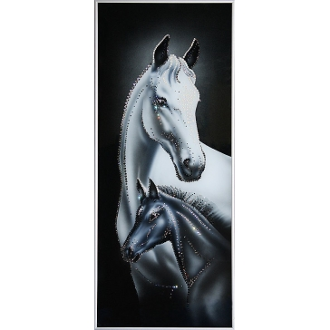Картина Сваровски «Порода»
