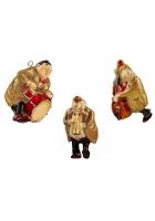 Набор елочных игрушек «JAZZ BAND»