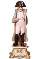 Фарфоровая статуэтка «Наполеон»