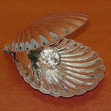 Лоток для ювелирных украшений «Ракушка»