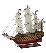 Модель корабля линкор «12 Апостолов»