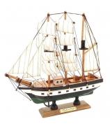 Модель корабля «Фрегат XVIII в.»
