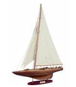 Модель яхты «Shamrock»