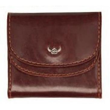 Кожаный мини-кошелёк