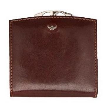 Кожаное портмоне-кошелек