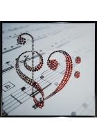 Картина «Музыка любви»