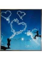 Картина «Воздушный поцелуй»