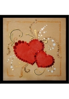 Картина «Два сердцаи»