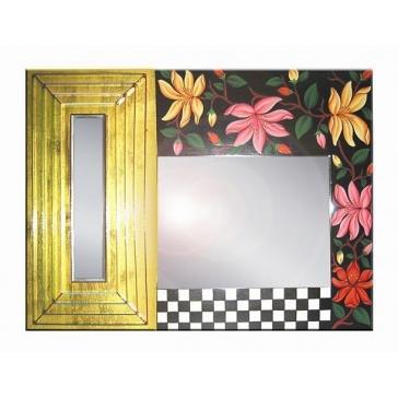 Дизайнерское зеркало «Бора-Бора» от Томаса Хоффмана, Германия.