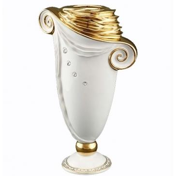 Ваза для цветов «Римская», керамика, высота 32 см