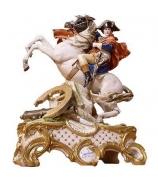 Фарфоровая статуэтка «Наполеон на коне»