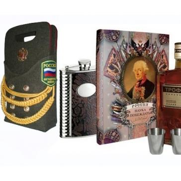 Подарочный набор «Российский пограничник»