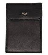 Кожаный футляр для визиток и кредитных карт