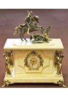 Часы с сейфом «Георгий Победоносец»