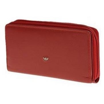 Кожаный кошелёк в подарок