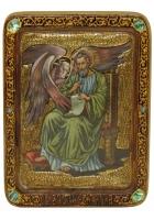 Живописная икона «Святой апостол Лука»