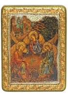 Икона «Троица» в подарочной шкатулке