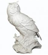 Фарфоровая статуэтка «Сова»