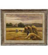 Сельский пейзаж, худ.Ingenito, холст, масло