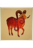 Картина «Знак зодиака Овен»