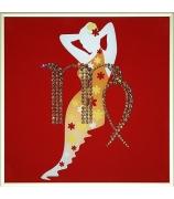 Картина «Знак зодиака Дева»