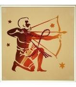 Картина «Знак Зодиак Стрелец»