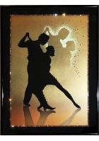 Картина «Танго влюбленных»