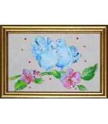 Картина «Голубки»