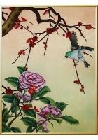 Картина «Цветы счастья»