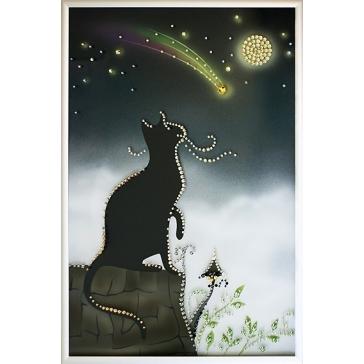 Картина Сваровски «Загадай желание»
