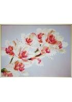 Картина «Цветущие орхидеи»