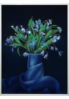 Картина «Букет подснежников»