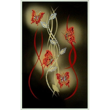 Картина «Дыхание огня»