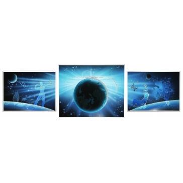 Модульная картина Сваровски «Вселенная»