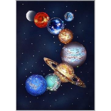 Картина «Парад планет»