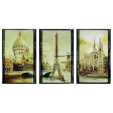 Модульная картина Сваровски «Париж»