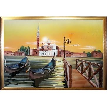 Картина Сваровски «Венеция. Пейзаж»