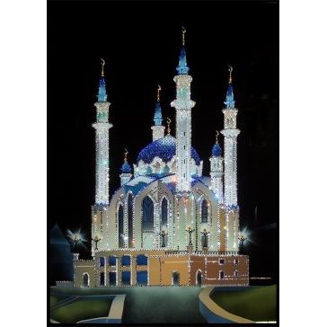 Картина со стразами Сваровски «Мечеть Кул-Шариф»
