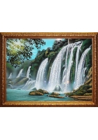 Картина «Водопад»