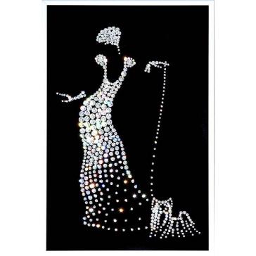 Картина «Дама с собачкой»