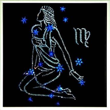 Картина Сваровски «Звездная дева»